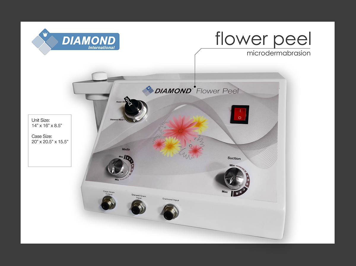 Diamond Flower Peel System